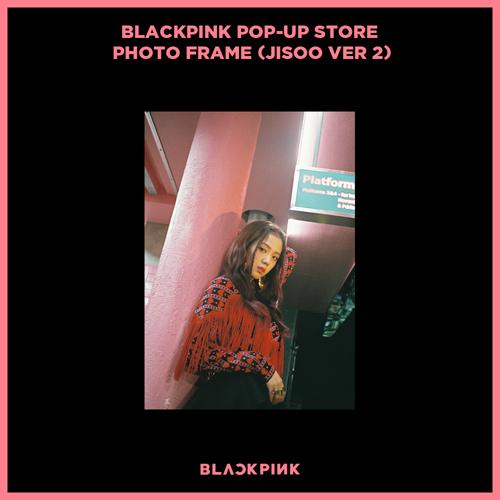 블랙핑크 (BLACKPINK) - BLACKPINK POP-UP STORE PHOTO FRAME (JISOO VER 2)