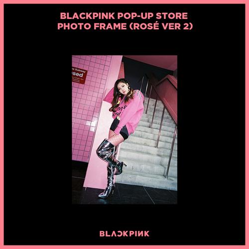 블랙핑크 (BLACKPINK) - BLACKPINK POP-UP STORE PHOTO FRAME (ROSE VER 2)