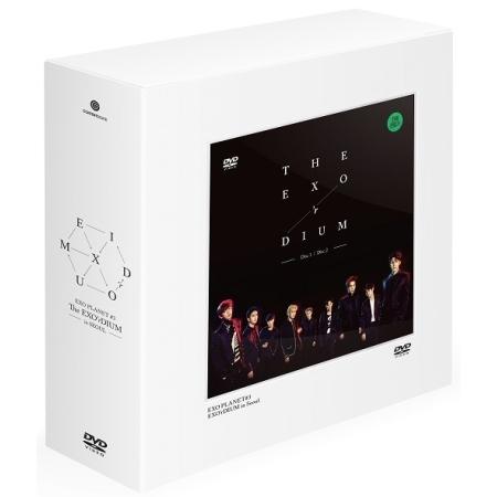 엑소 (EXO) - EXO PLANET #3 THE EXO'RDIUM - IN SEOUL LIVE DVD (3 DISC)