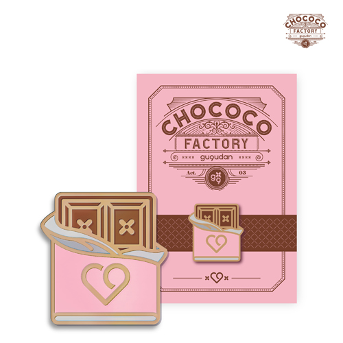 구구단 - Act.3 Chococo factory [공식 뱃지 / OFFICIAL BADGE]
