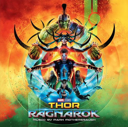 Thor : Ragnarok (토르 : 라그나로크) - O.S.T.
