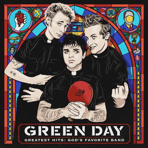 그린 데이(Green Day) - Greatest Hits: God's Favorite Band