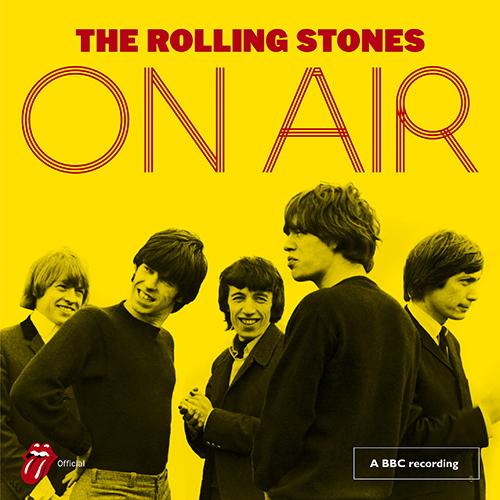 롤링 스톤스 (THE ROLLING STONES) - [ON AIR (DELUXE VERSION)]