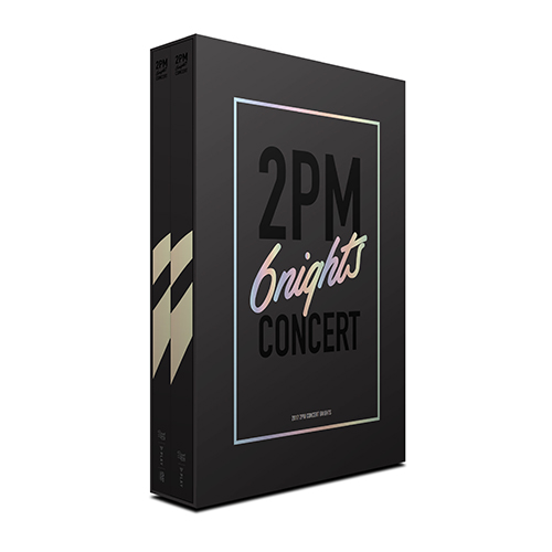 2PM - 2017 2PM CONCERT [6NIGHTS] (3 DISC)