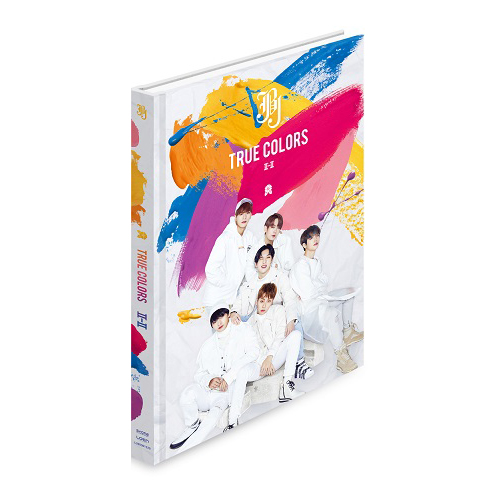 제이비제이 (JBJ) - 미니2집 [True Colors - Volume Ⅱ-Ⅱ)