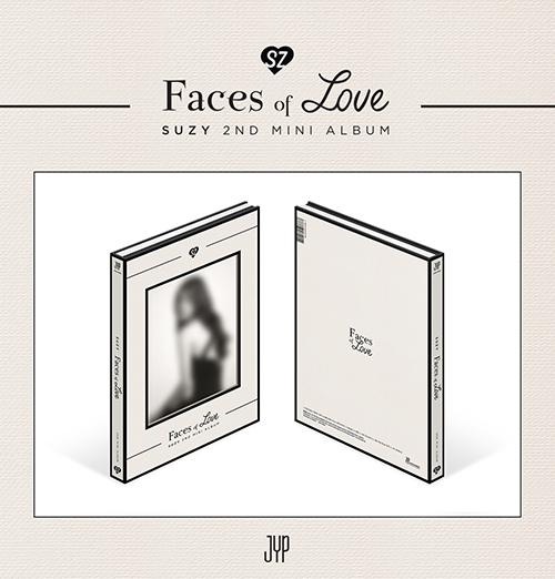 수지 - FACES OF LOVE (2ND 미니앨범)