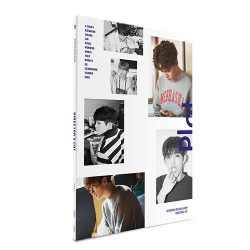세븐틴 (SEVENTEEN) - DIRECTOR'S CUT (스페셜 앨범) PLOT VER.