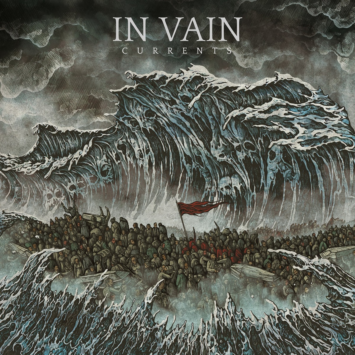 IN VAIN(인베인) - CURRENTS