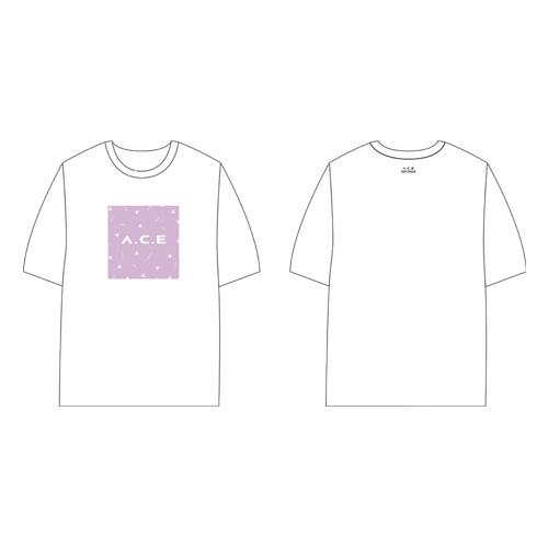 A.C.E (에이스) - OFFICIAL GOODS [티셔츠 / T-shirt]