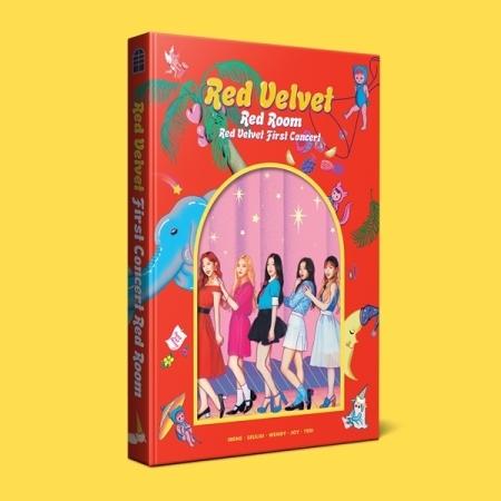 레드벨벳(Red Velvet) - RED VELVET FIRST CONCERT RED ROOM (공연화보집) [교환/반품 불가]