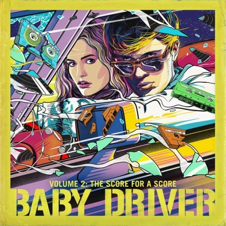 Baby Driver Vol2: The Score for a Score - O.S.T.