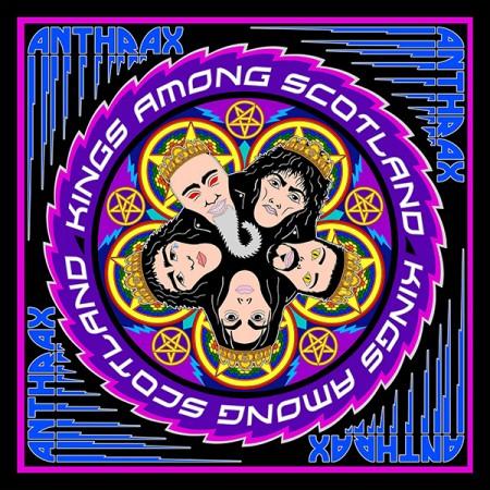 앤스랙스 (ANTHRAX) - Kings Among Scotland (2CD)