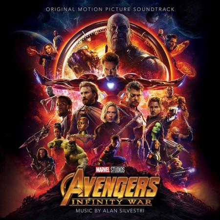 Avengers : Infinity War (어벤져스 : 인피니티 워) - O.S.T (Alan Silvestri)