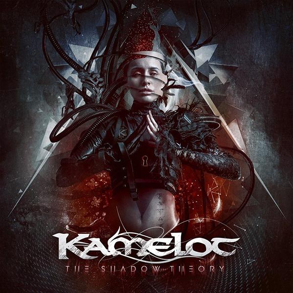 카멜롯(KAMELOT) - The Shadow Theory  (2CD Deluxe Edition)