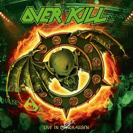 오버킬(OVERKILL) - Live In Overhausen (2CD)