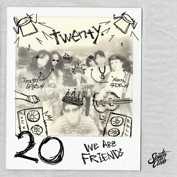 남태현(South Club) - 2번째 EP [20]