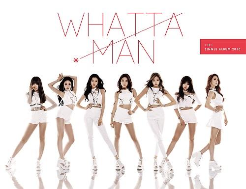 아이오아이 (I.O.I) - WHATTA MAN (1ST 싱글앨범) 재발매