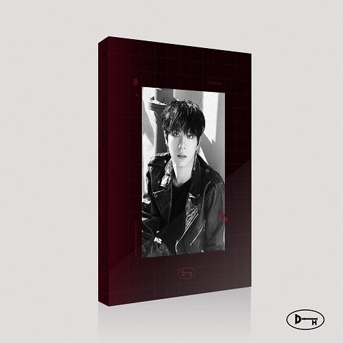 김동한 (Kim Dong Han) - 미니1집 'D-DAY' Black ver.