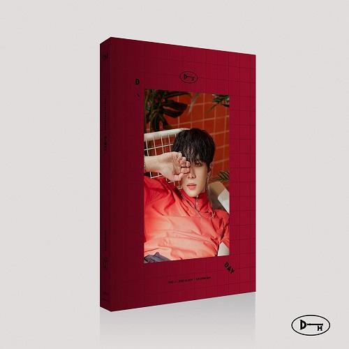 김동한 (Kim Dong Han) - 미니1집 'D-DAY' Red ver.