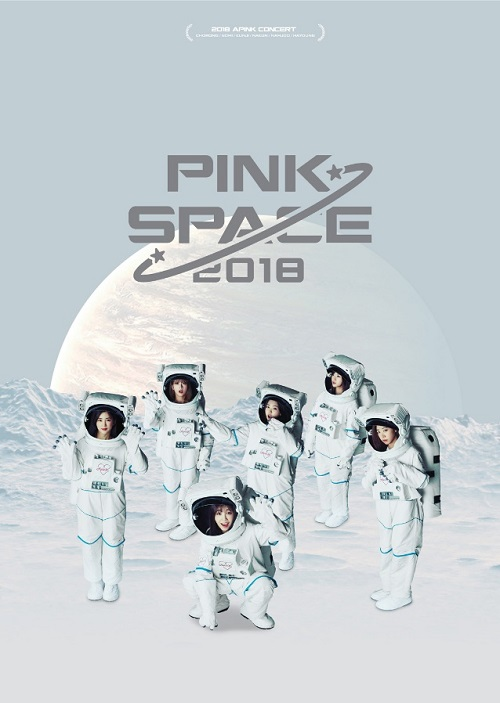 에이핑크 (APINK) - PINKSPACE 2018 콘서트북