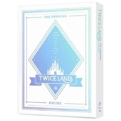트와이스 (TWICE) - TWICELAND : THE OPENING [ENCORE] BLU-RAY (2 DISC)