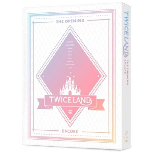 트와이스 (TWICE) - TWICELAND : THE OPENING [ENCORE] DVD (2 DISC)