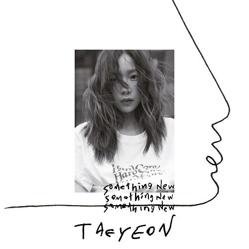 태연 (TAEYEON) - Something New (3RD미니앨범)