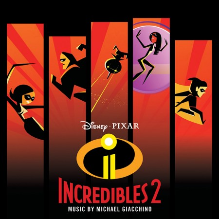 INCREDIBLE 2 - O.S.T.