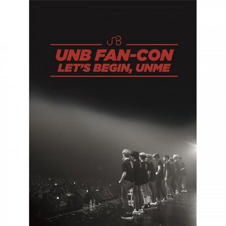 유앤비 - 2018 UNB Fan-Con [LET'S BEGIN, UNME] DVD