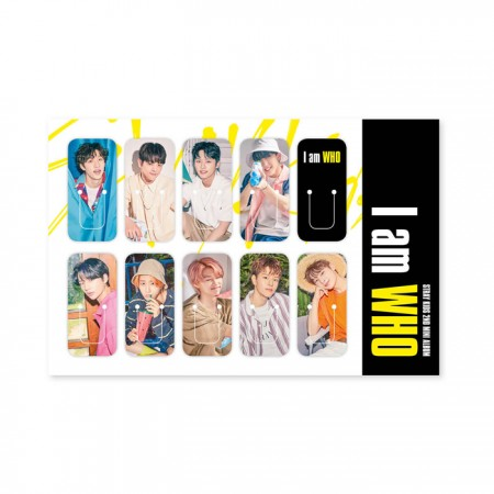 Stray Kids(스트레이 키즈) - UNVEIL [Op. 02 : I am WHO] / BOOKMARK SET (북마크 세트)