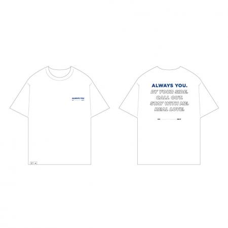 아스트로(ASTRO) - PHOTO EXHIBITION OFFICIAL GOODS / 반팔 티셔츠 (T-SHIRTS)