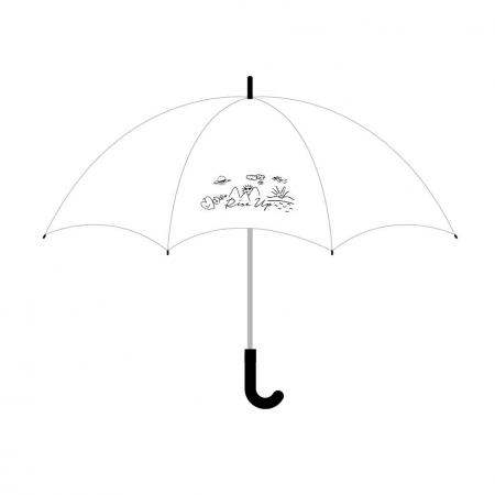 아스트로(ASTRO) - PHOTO EXHIBITION OFFICIAL GOODS / 투명 우산 (UMBRELLA)