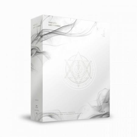 빅스 (VIXX) - LIVE LOST FANTASIA DVD (2DISC) [반품불가]
