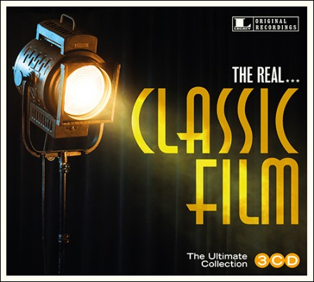 THE ULTIMATE CLASSIC FILM SOUNDTRACK COLLECTION - [THE REAL... CLASSIC FILM] (3CD)