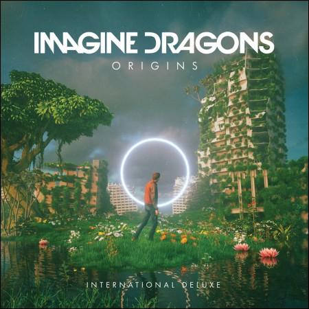 IMAGINE DRAGONS (이매진 드래곤스) - 정규 4집 [ORIGINS]