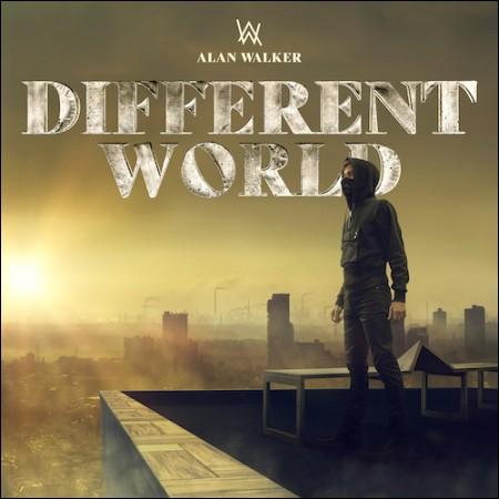 ALAN WALKER (앨런 워커) - [DIFFERENT WORLD] / S20499C