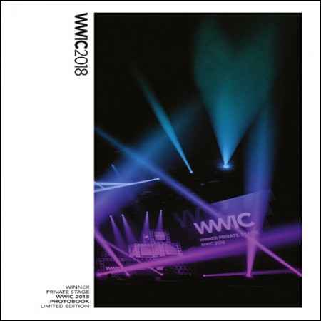 WINNER(위너) - [WINNER PRIVATE STAGE WWIC 2018 PHOTOBOOK ] LIMITED EDITION
