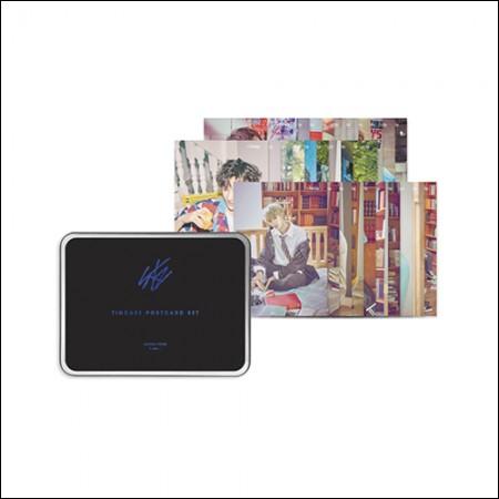 STRAY KIDS(스트레이 키즈) - UNVEIL TOUR [I am...] / TINCASE POSTCARD SET (틴케이스 엽서 세트)