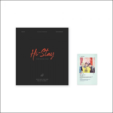 STRAY KIDS(스트레이 키즈) - HI-STAY TOUR FINALE IN SEOUL / COLORING PHOTOBOOK (컬러링 포토북)