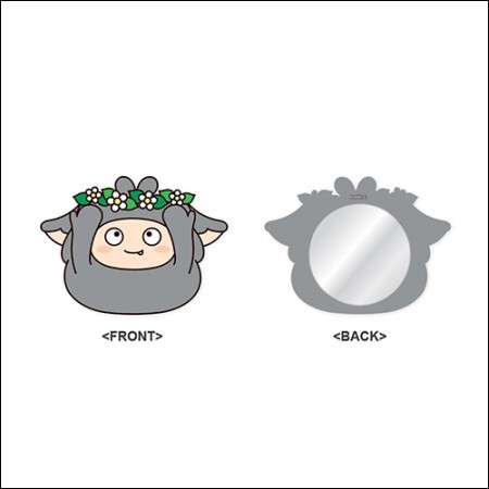 MON.G(몬지) - OFFICIAL GOODS / HAND MIRROR (손거울)