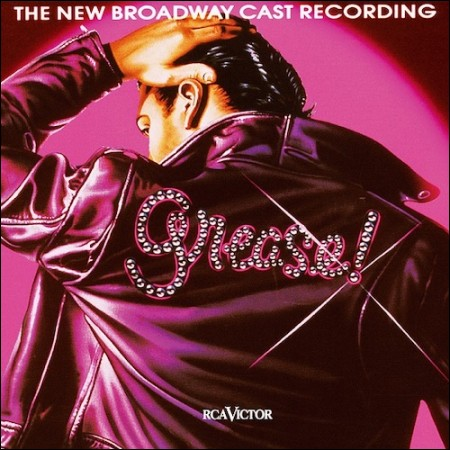 GREASE(그리스) - 1994 CAST RECORDING (THE NEW BROADWAY CAST RECORDING)
