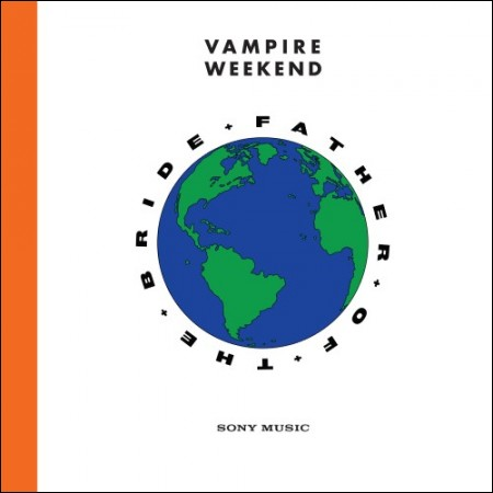 VAMPIRE WEEKEND(뱀파이어 위켄드) - 정규 4집 [FATHER OF THE BRIDE]