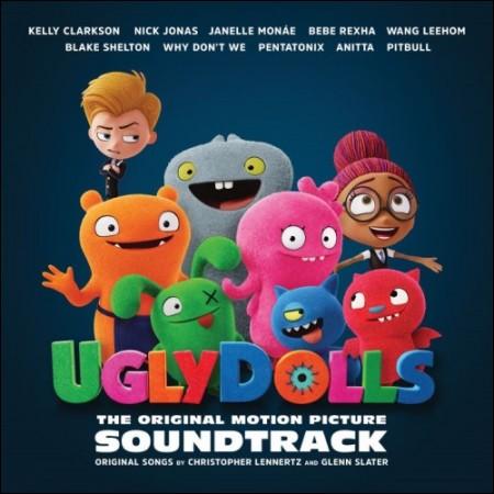 UGLYDOLLS(어글리돌) - O.S.T. (EU 수입반)