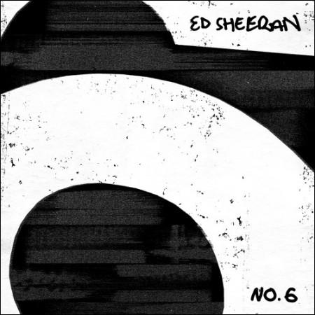 ED SHEERAN(에드 시런) - [NO.6 COLLABORATIONS PROJECT] (EU 수입반)