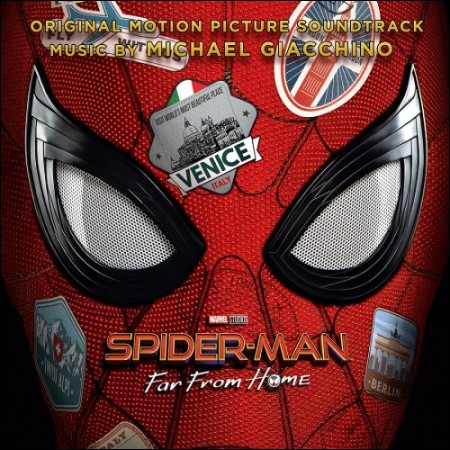 SPIDER-MAN : FAR FROM HOME (스파이더맨 : 파 프롬 홈) - O.S.T