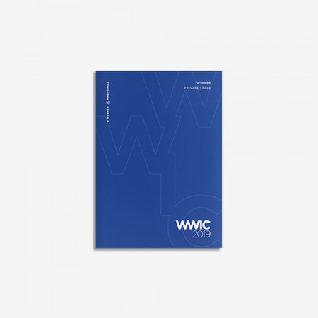WINNER(위너) - WINNER PRIVATE STAGE WWIC2019 PHOTO VARIETY SET -LIMITED EDITION-