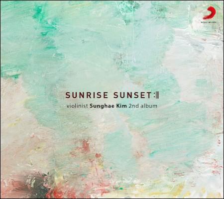 김성혜(SUNGHAE KIM) - 바이올린 2집 [봄 여름 가을 겨울 다시 봄 - SUNRISE SUNSET:ll]