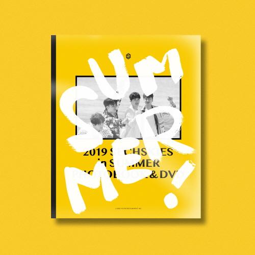 젝스키스 - [2019 SECHSKIES in SUMMER PHOTOBOOK & DVD]