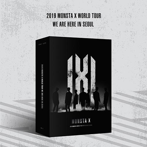[키트비디오] 몬스타엑스(MONSTA X) - 2019 MONSTA X WORLD TOUR [WE ARE HERE] IN SEOUL KiT VIDEO