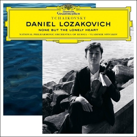 TCHAIKOVSKY - VIOLIN CONCERTO OP.35, NONE BUT THE LONELY HEART